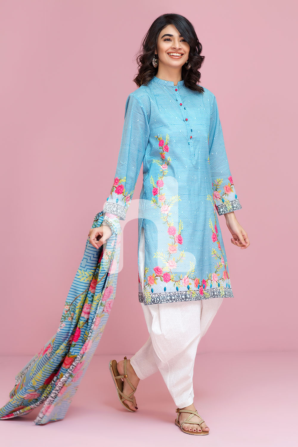 Nishan Linen Spring Summer Collection 2017- Best Lawn ...