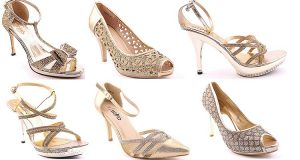 Stylo Fancy Bridal Shoes Wedding Collection Latest 2017-2018