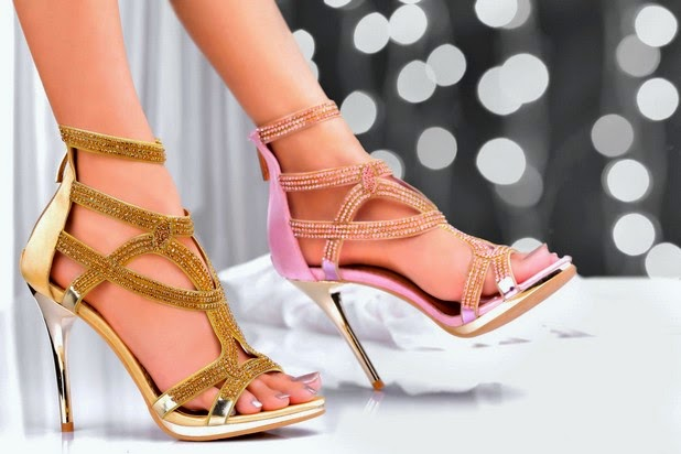Stylo Shoes Fancy Wedding Footwear Collection 2016-2017 (5)