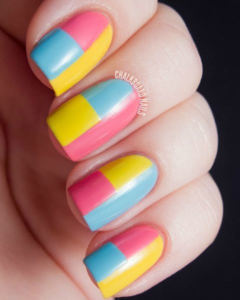 Top 10 Best Spring-Summer Nail Art Colors & Trends 2016-2017 (10)