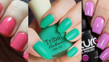 Top 10 Best Spring-Summer Nail Art Colors & Trends 2016-2017
