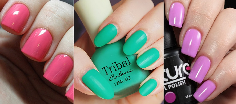 Top 10 Best Spring Summer Nail Art Colors Trends 2018 2019