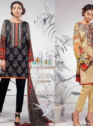 Warda Latest Summer Dresses Collection 2017-2018