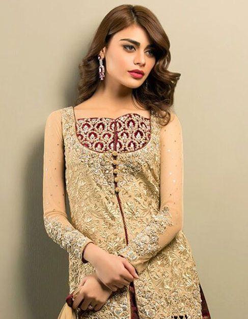 Zainab Chottani Luxury Pret Formal Dresses 2018-2019 Collection