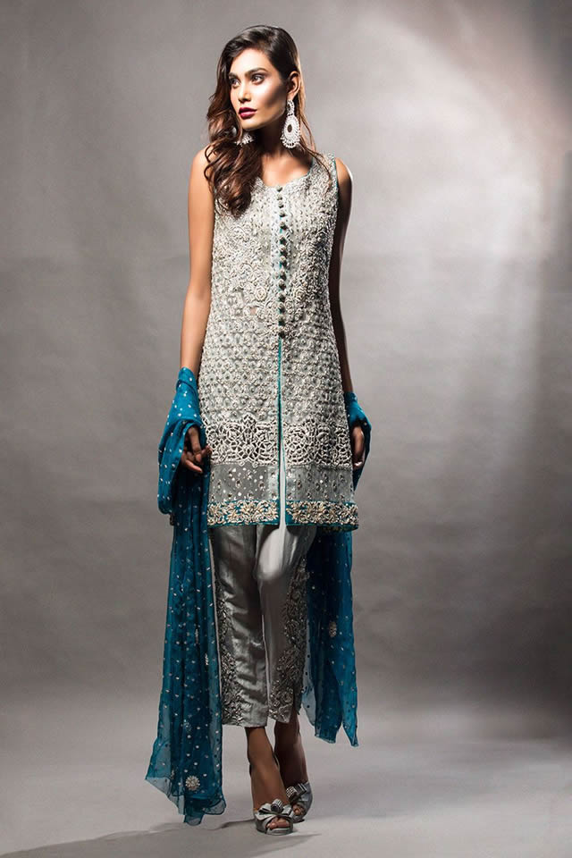 Zainab Chottani Luxury Pret Formal Dresses 2018 2019 Collection