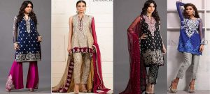 Zainab Chottani Luxury Pret & Formal Dresses 2016-2017 Collection