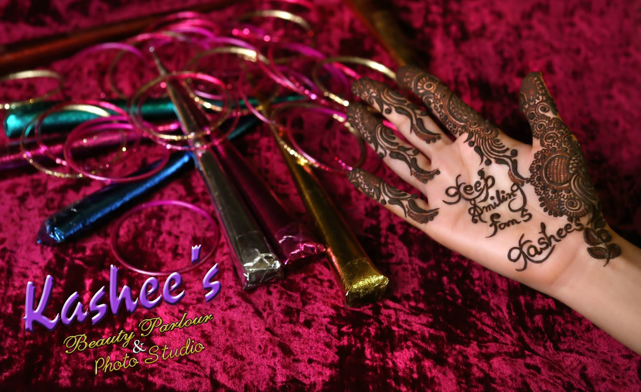 Beautiful Kashee's Mehndi Designs Collection 2016-2017 for Girls (14)