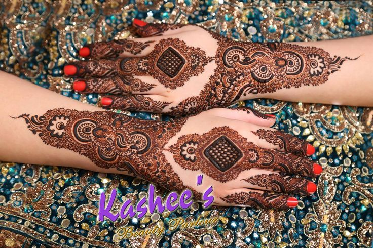 Beautiful Kashee's Mehndi Designs Collection 2016-2017 for Girls (2)