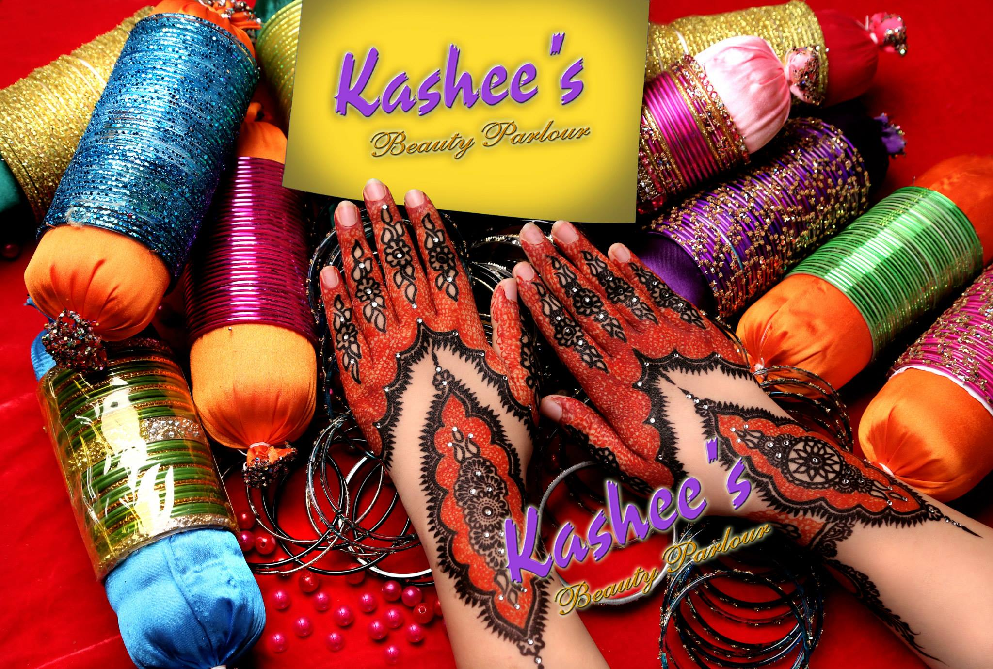 Beautiful Kashee's Mehndi Designs Collection 2016-2017 for Girls (24)