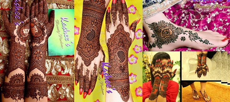 Kashee's Stylish Mehndi Designs Collection 2020-2021