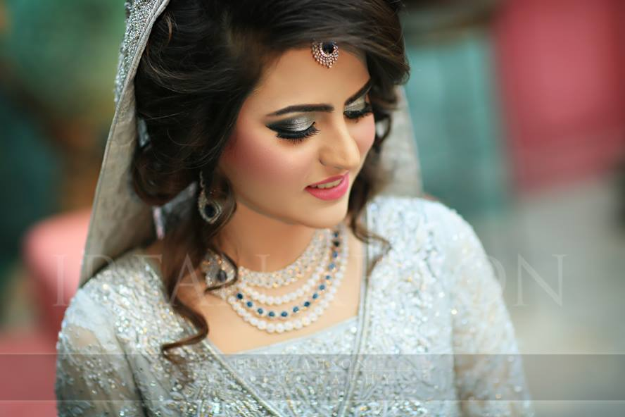 Engagement Bridals, Makeup Tutorial Tips & Dress Ideas 2016-2017 for South Asian Bridals (19)