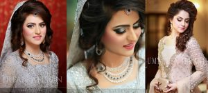 Engagement Bridal Makeup Tutorial Tips & Dress Ideas- Complete Looks