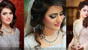 Engagement Bridals, Makeup Tutorial Tips & Dress Ideas 2016-2017 for South Asian Bridals
