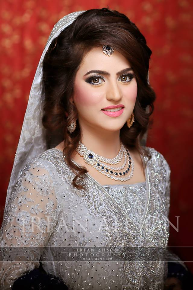 Engagement Bridals, Makeup Tutorial Tips & Dress Ideas 2016-2017 for South Asian Bridals (7)