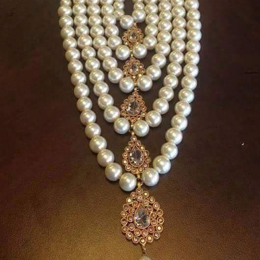 Kundan Jewelery Latest Designs & Trends for Asian Women 2016-2017 (12)