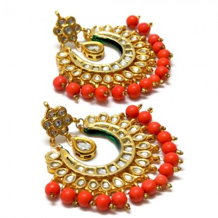 Kundan Jewelery Latest Designs & Trends for Asian Women 2016-2017 (15)