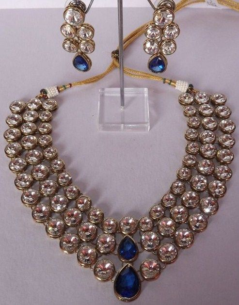 Kundan Jewelery Latest Designs & Trends for Asian Women 2016-2017 (16)