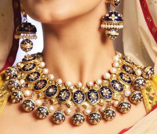 Kundan Jewelery Latest Designs & Trends for Asian Women 2016-2017 (17)