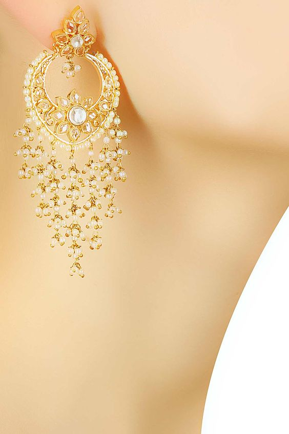 Kundan Jewelery Latest Designs & Trends for Asian Women 2016-2017 (18)