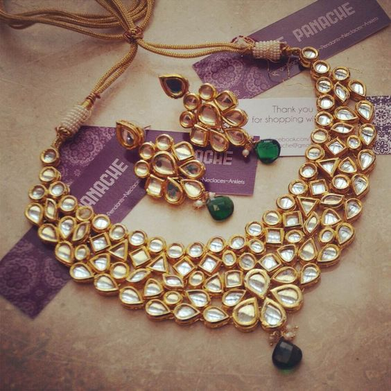 Kundan Jewellery Latest Designs Amp Trends 2018 19 For Asian