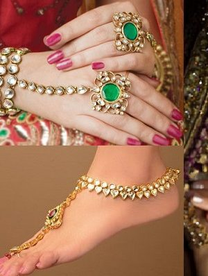 Kundan Jewelery Latest Designs & Trends for Asian Women 2016-2017