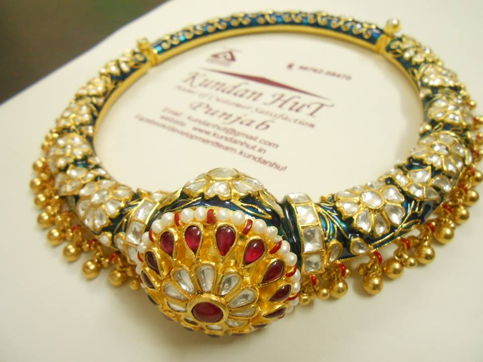 Kundan Jewelery Latest Designs & Trends for Asian Women 2016-2017 (31)