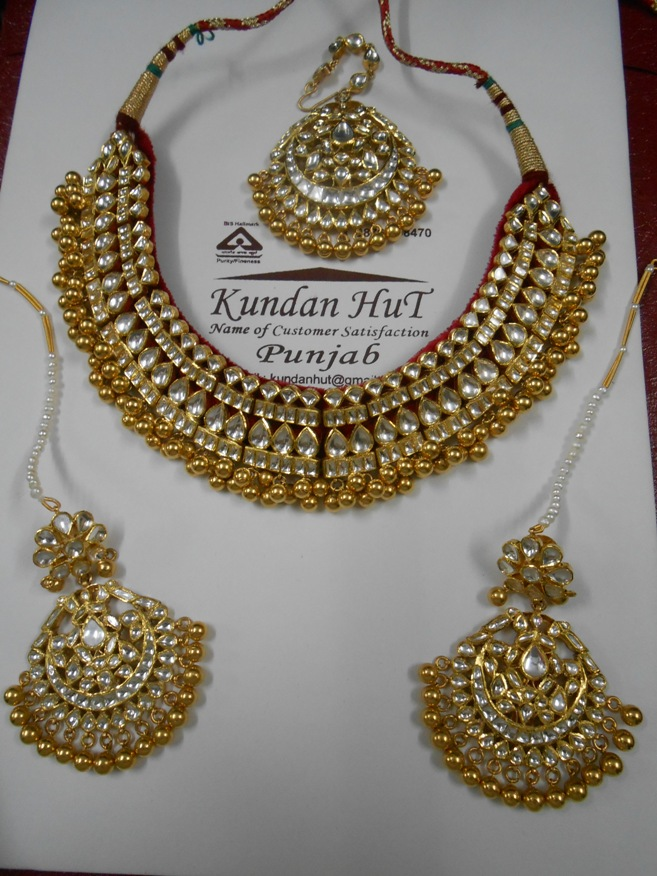 Kundan Jewelery Latest Designs & Trends for Asian Women 2016-2017 (34)
