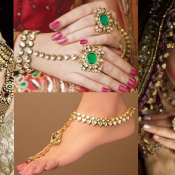 Kundan Jewellery Latest Designs & Trends 2018-19 for Asian Women