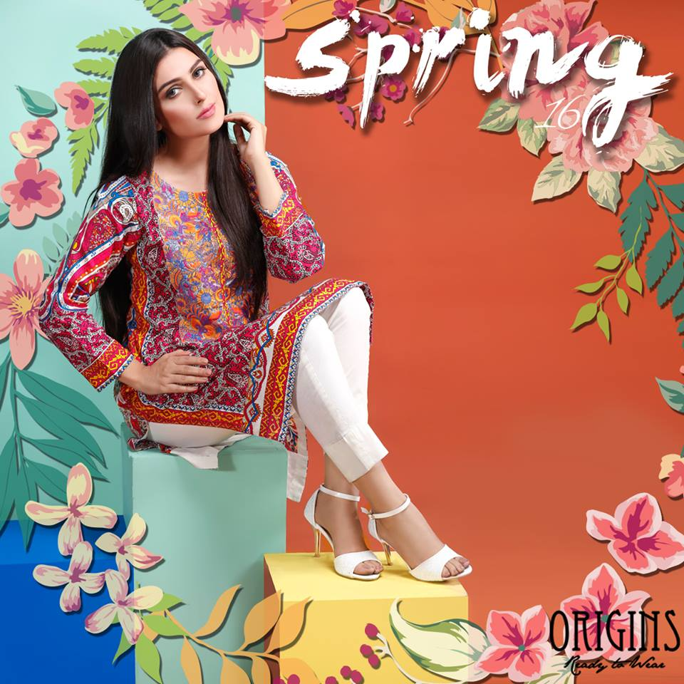 Ladies Summer Kurti Designs by Origins Spring Collection 2016-2017 (20)
