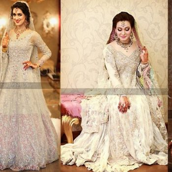 Latest Bridal Engagement Dresses Designs 2019-2020 Collection