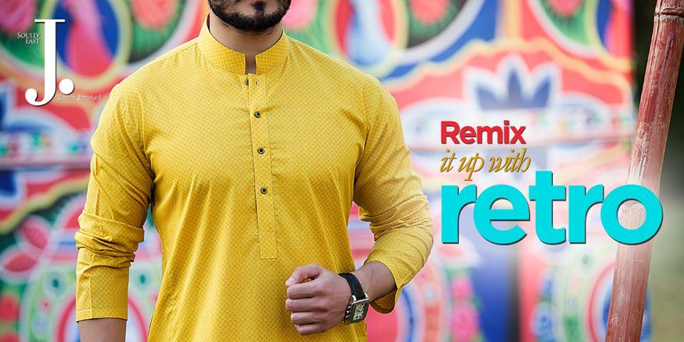 Latest Men Summer Kurta Shalwar Designs Collection 2016-2017 (2)