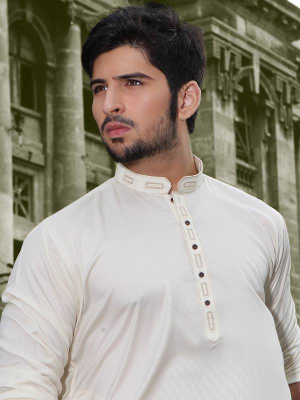 Latest Men Summer Kurta Shalwar Designs Collection 2016-2017 (30)