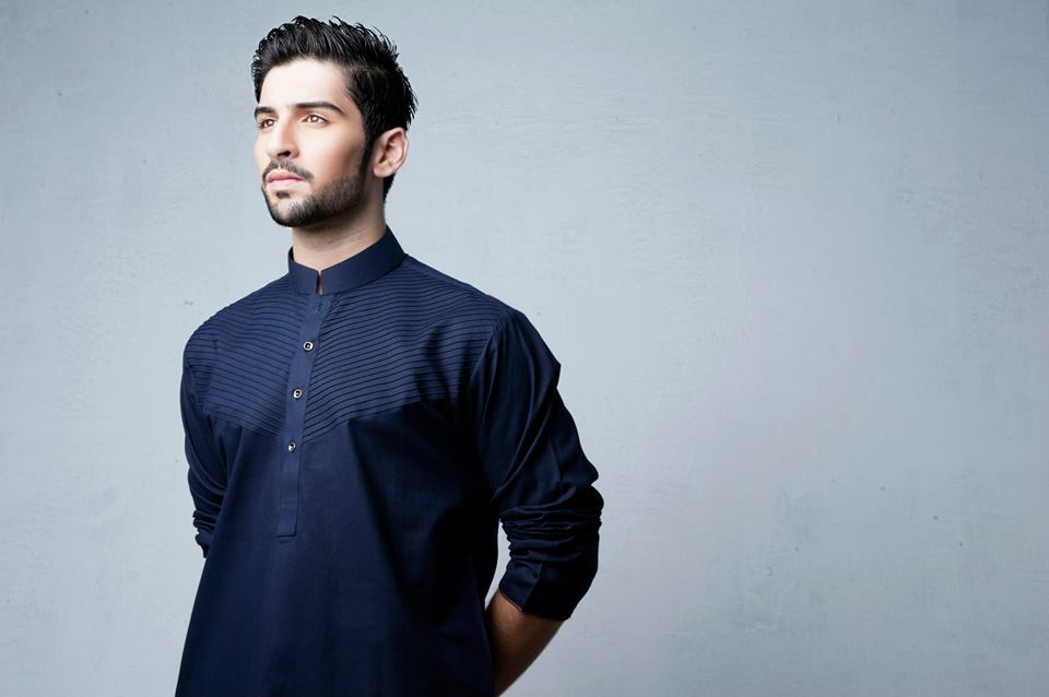 Latest Men Summer Kurta Shalwar Designs 2017 2018 Collection