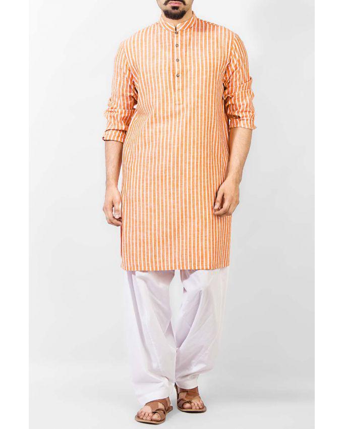 Latest Men Summer Kurta Shalwar Designs Collection 2016-2017 (6)
