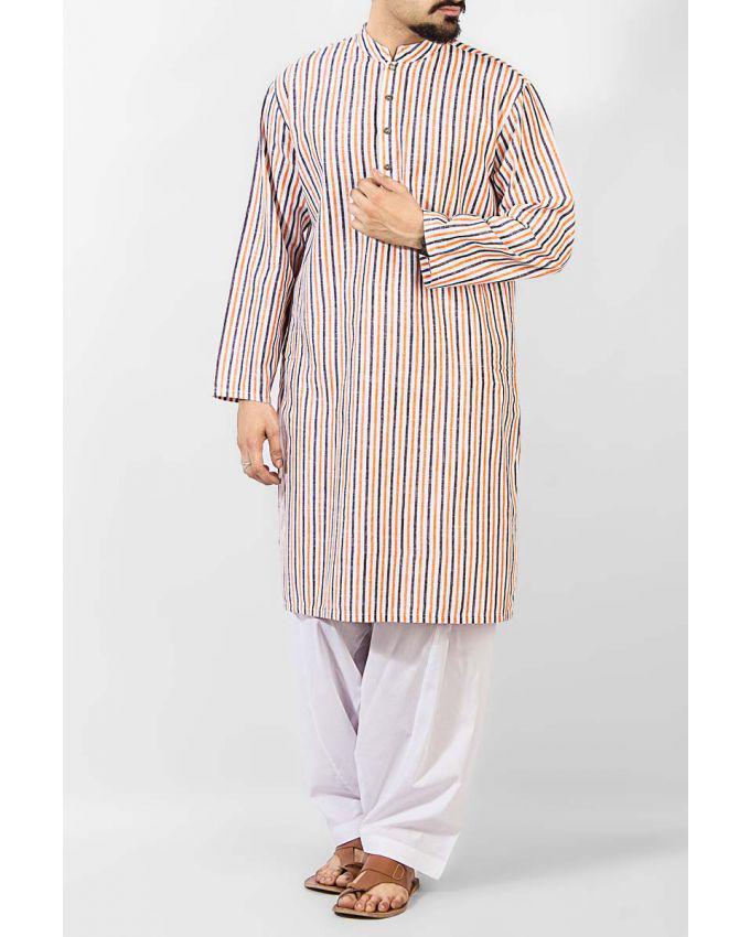 Latest Men Summer Kurta Shalwar Designs Collection 2016-2017 (7)