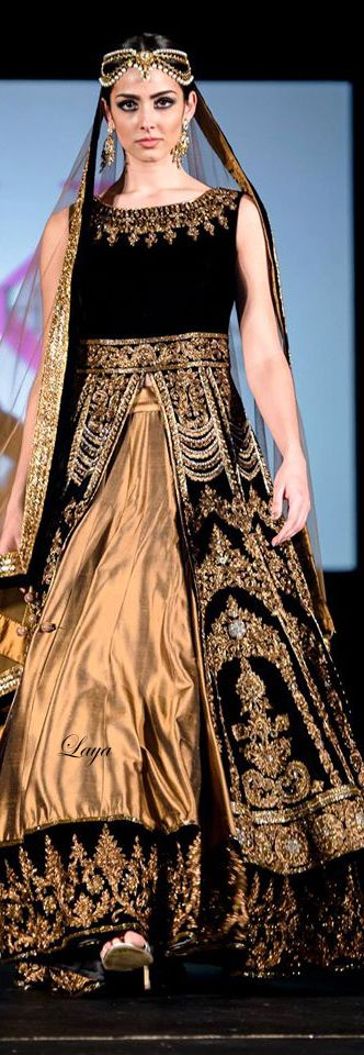 Latest Party Wear & Fancy Wedding Frock Designs Collection 2016-2017 (48)