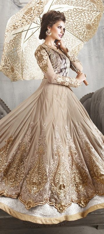 Latest Party Wear & Fancy Wedding Frock Designs Collection ...