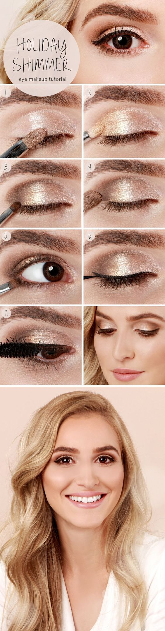 Latest Summer Makeup Ideas & Beauty Tips Cool Looks 2016-2017 (12)