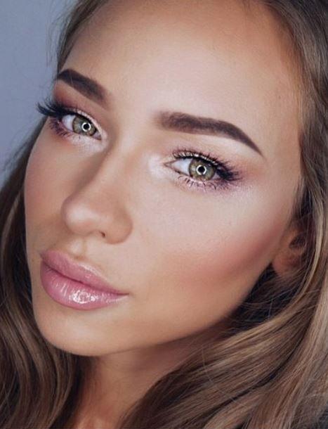 Latest Summer Makeup Ideas & Beauty Tips Cool Looks 2016-2017 (17)