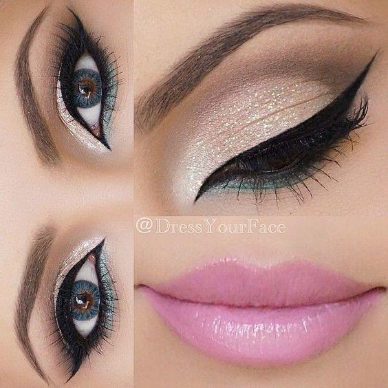 Latest Summer Makeup Ideas & Beauty Tips Cool Looks 2016-2017 (2)