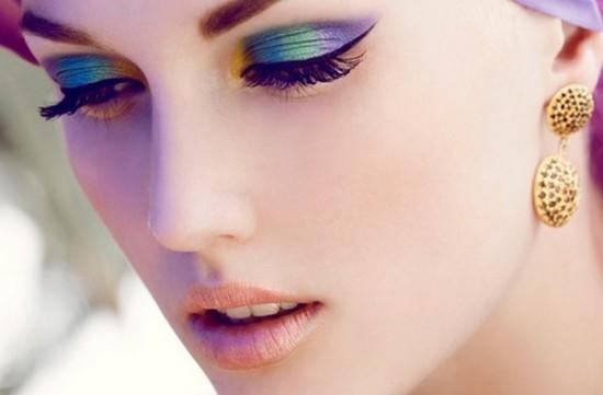 Latest Summer Makeup Ideas & Beauty Tips Cool Looks 2016-2017 (27)
