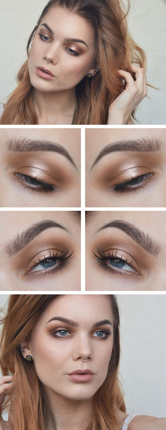 Latest Summer Makeup Ideas & Beauty Tips Cool Looks 2016-2017 (3)