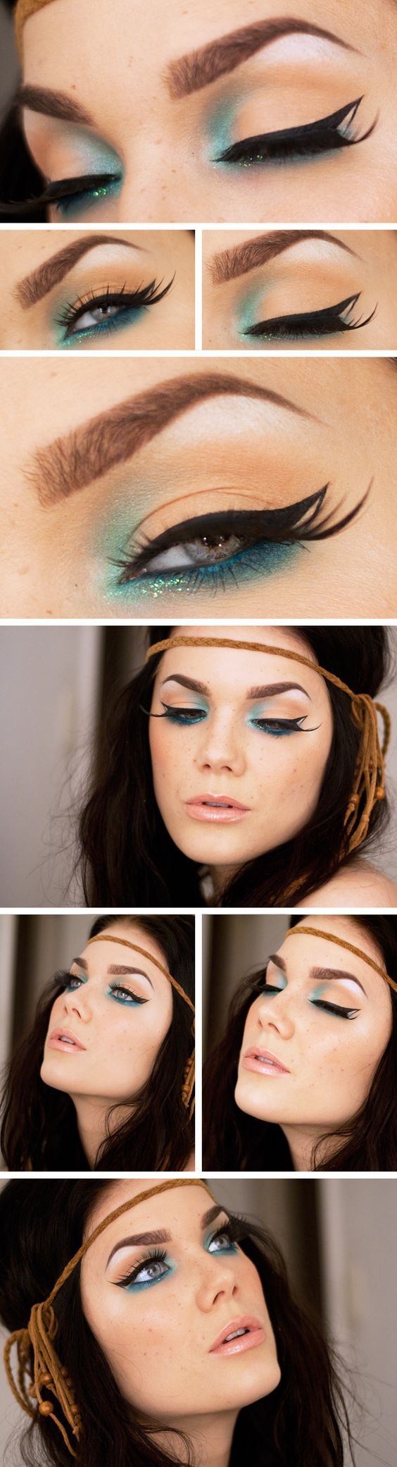 Latest Summer Makeup Ideas & Beauty Tips Cool Looks 2016-2017 (32)