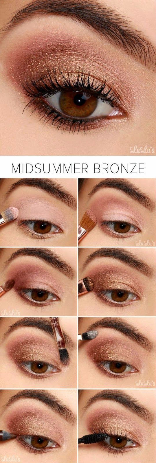 Latest Summer Makeup Ideas & Beauty Tips Cool Looks 2016-2017 (4)