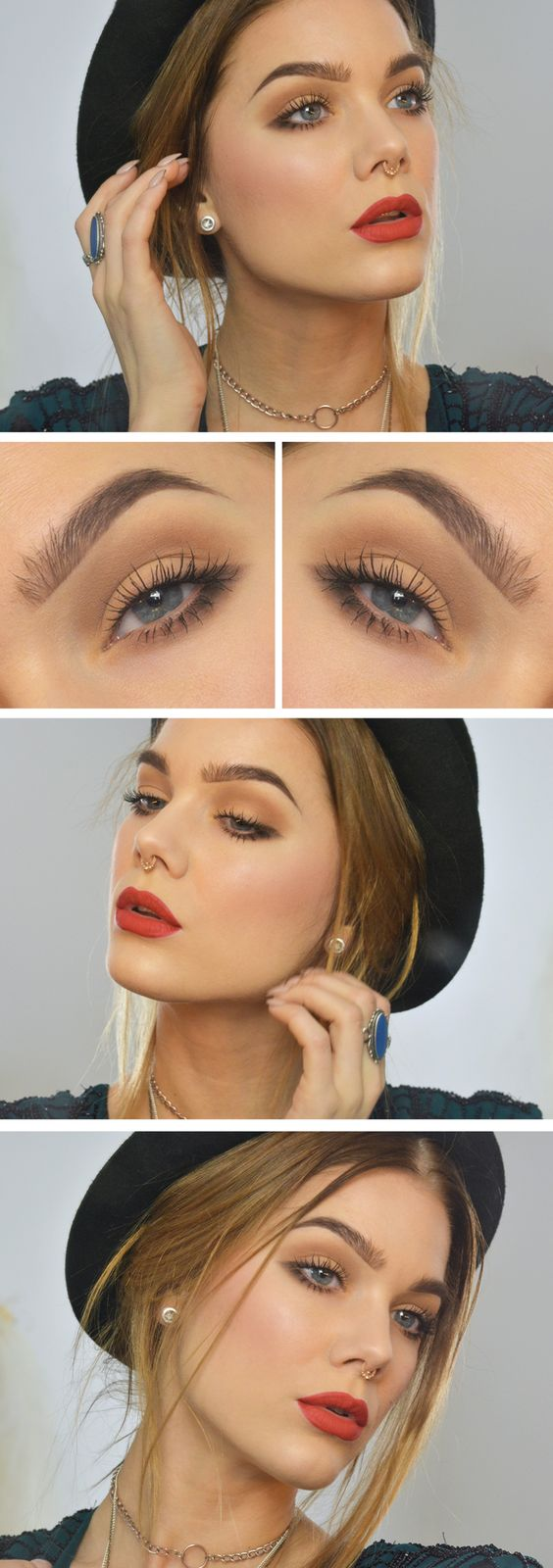 Latest Summer Makeup Ideas & Beauty Tips Cool Looks 2016-2017 (8)
