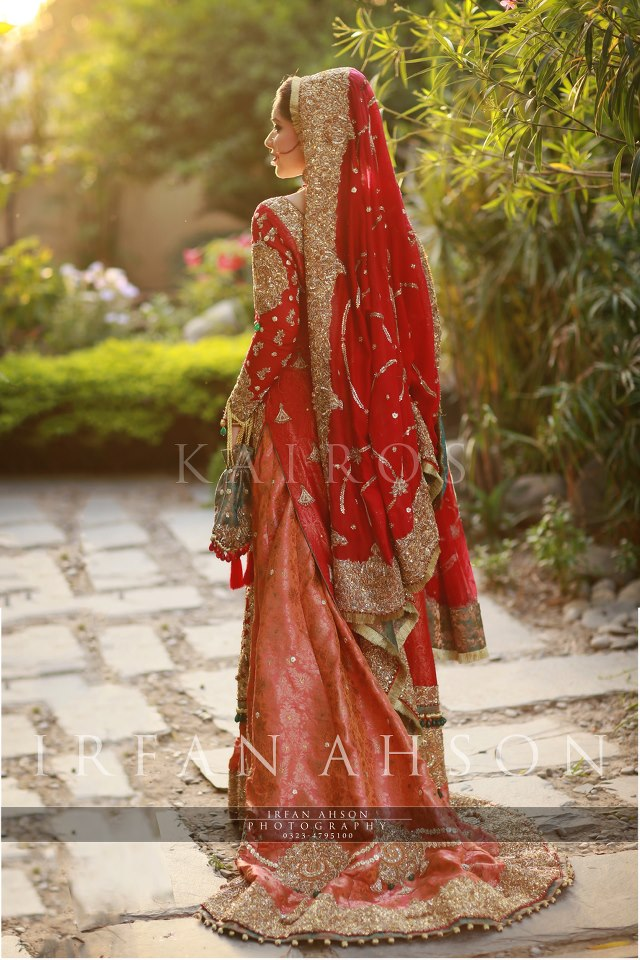 Latest Wedding Maxis Long Tale Dresses Designs Collection 2016-2017 (21)