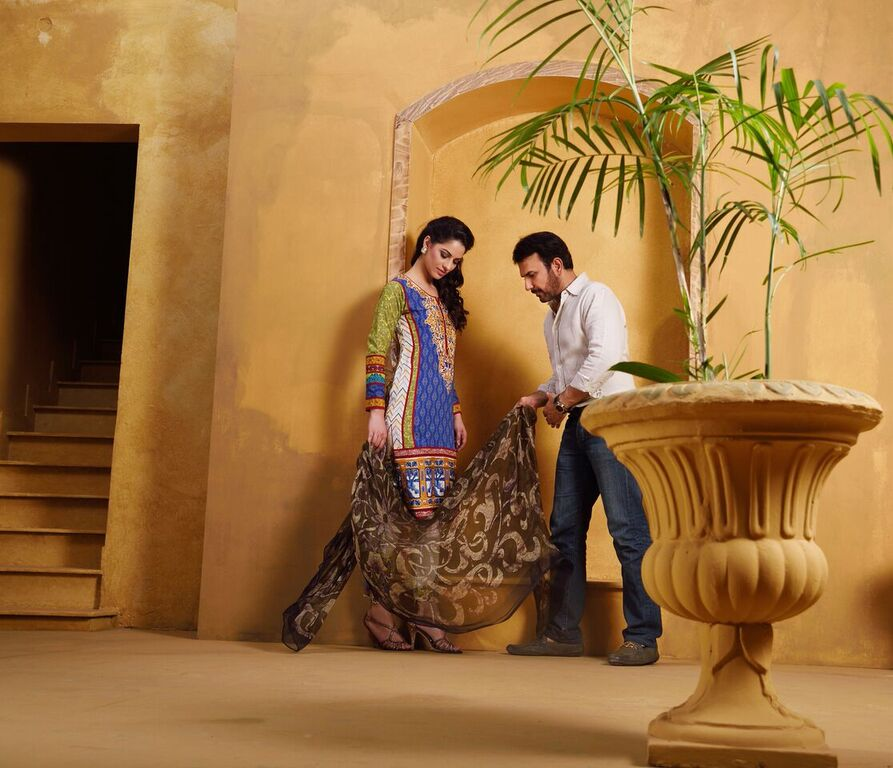 Asim Jofa Summer Luxury Lawn Collection 2016- Behind the Shoot (12)