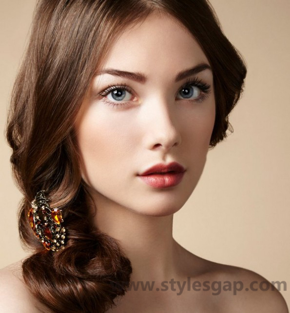 Beauty Tips to Get No Makeup Look in Summers Spring Season (13)