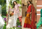 House of Ittehad Spring Summer Lawn Dresses Collection 2016