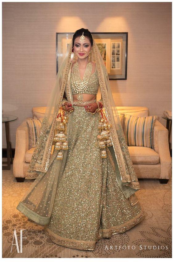 Latest Indian Designer Bridal Dresses Wedding Trends 2018-19 Collection